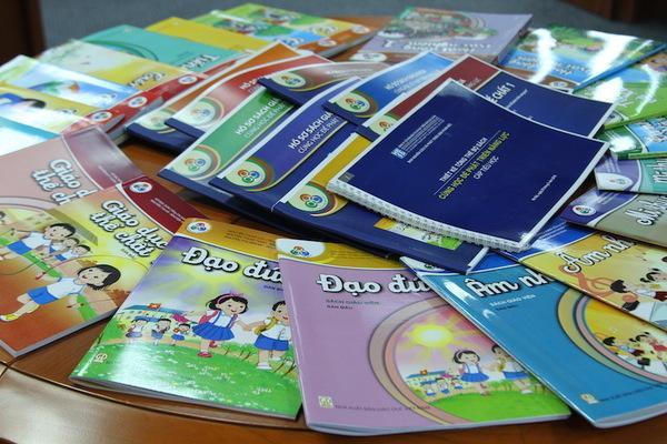 TP.HCM công bố sách giáo khoa cho năm học mới