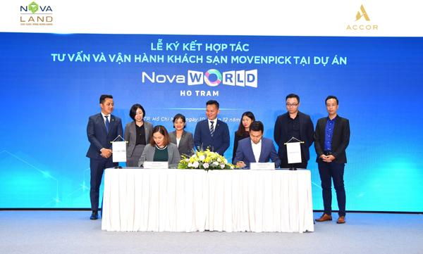 Thương hiệu khách sạn Movenpick sẽ có mặt ở NovaWorld Ho Tram