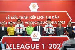 V-League có 1,5 suất rớt hạng, HAGL đấu Sài Gòn trận mở màn