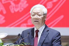Tổng Bí thư mong nhiệm kỳ Đại hội XIII tham nhũng được ngăn chặn, đẩy lùi