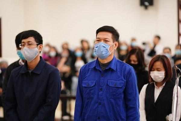Phúc thẩm vụ án nâng giá thiết bị y tế ở CDC Hà Nội