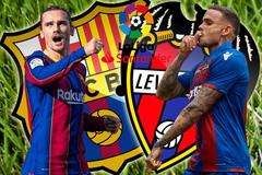 Nhận định Barca vs Levante: Chủ nhà trút giận