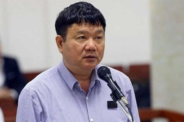 Ông Đinh La Thăng cùng Trịnh Xuân Thanh hầu tòa ngày 22/1