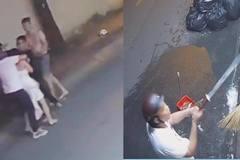 Nam thanh niên đánh cô gái dã man, dọa chém người can ngăn ở Sài Gòn