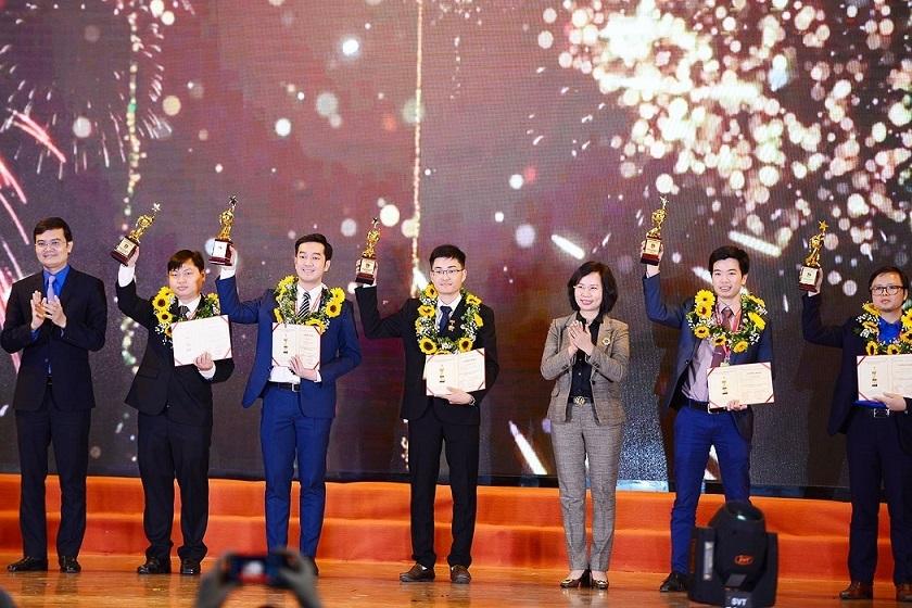 Quả Cầu Vàng 2020: Vinh danh 10 nhà khoa học trẻ xuất sắc