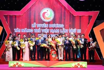 Tài năng trẻ Việt Nam: 'Nước ta không thua kém bất cứ quốc gia nào'