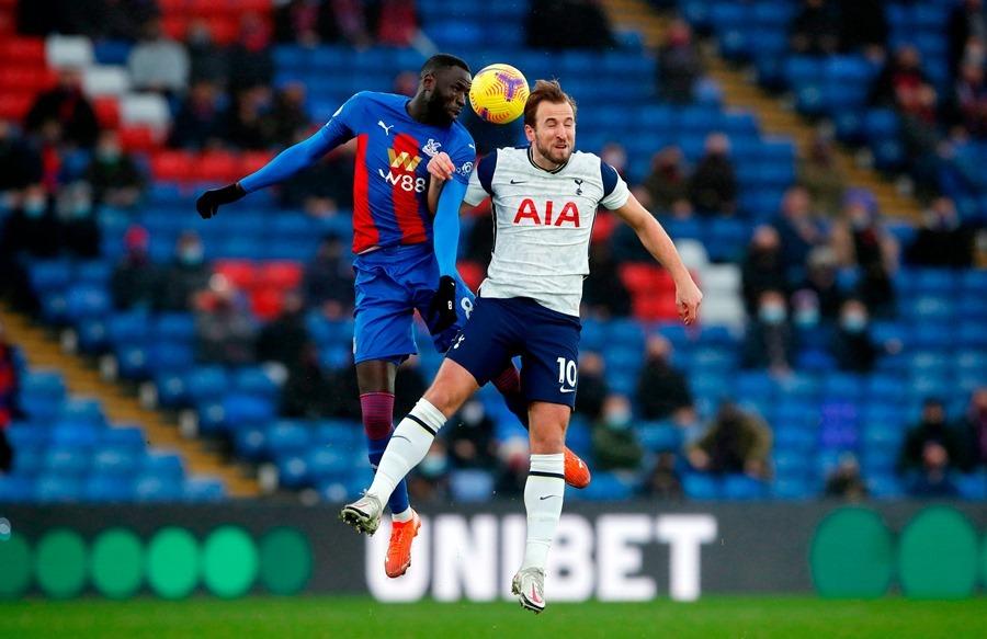 Xem lại bóng đá Crystal Palace vs Tottenham, Ngoại hạng Anh – 13/12/2020
