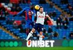Xem video bàn thắng Crystal Palace 1-1 Tottenham