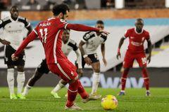 Liverpool thoát thua trên sân Fulham