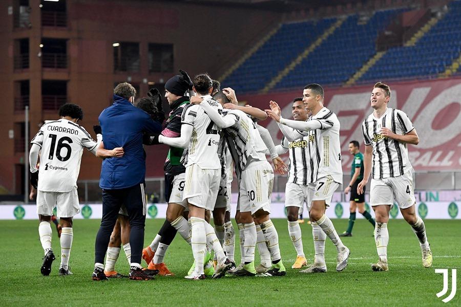 Ronaldo lập cú đúp trong ngày đặc biệt, Juventus bỏ túi 3 điểm