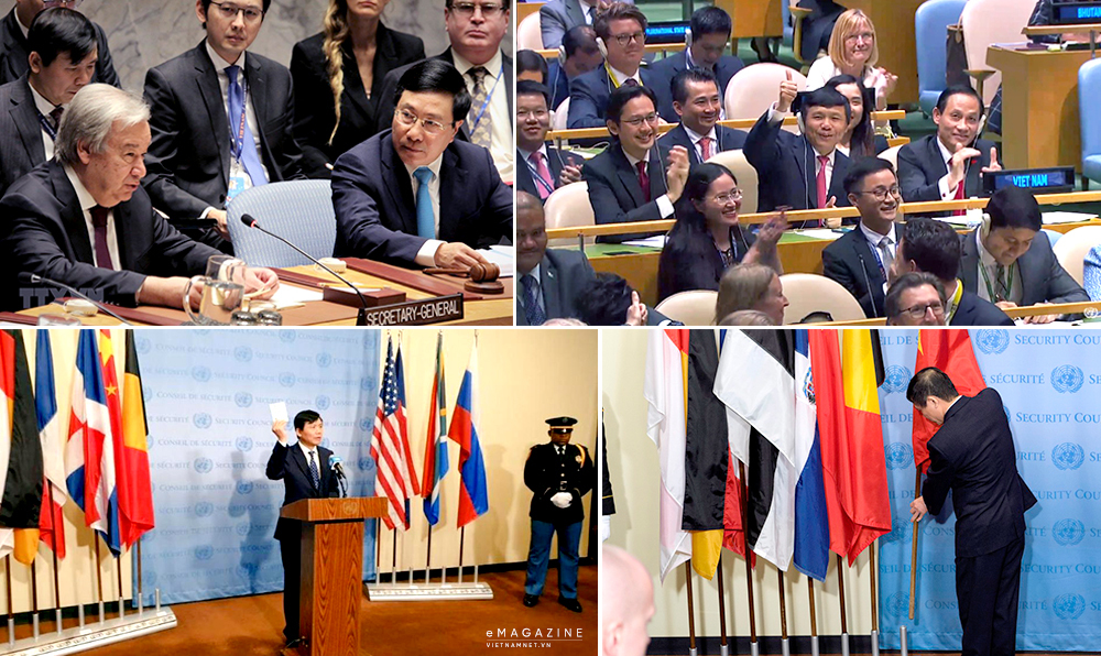 ASEAN,Liên hợp quốc,Nguyễn Xuân Phúc,Thủ tướng Nguyễn Xuân Phúc,Nguyễn Phú Trọng,Tổng Bí thư,Chủ tịch nước Nguyễn Phú Trọng