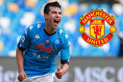 MU mua Lozano, Barca hỏi ký Martial