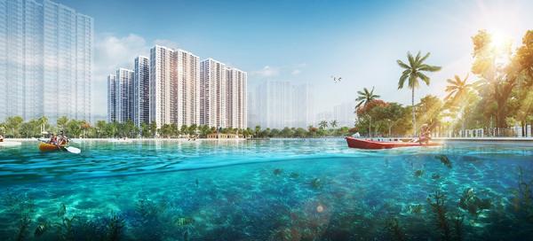 Imperia Smart City - không gian 'sống chậm' giữa lòng Hà Nội