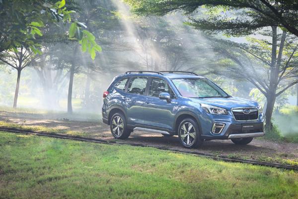 Subaru, thương hiệu xe an toàn định vị khác biệt tại thị trường Việt Nam