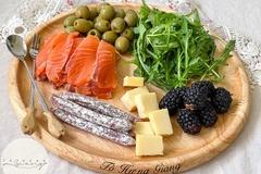 Cá hồi muối, món ngon độc, lạ cho bữa tối gia đình