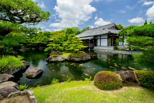 Thiết kế đậm chất Phù Tang ở vườn Nhật The Zenpark