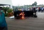 Video 'nóng' công nhân đập phá tại nhà máy sản xuất iPhone
