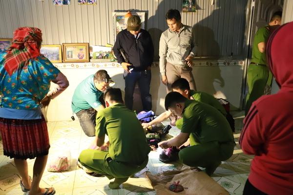 Bắt vụ mua bán 10 bánh heroin tại Đắk Nông