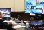 Điện Kremlin bác tin Tổng thống Putin trốn trong boongke tránh Covid-19