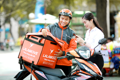 Lalamove Việt Nam điều chỉnh cước phí dịch vụ giao hàng bằng xe máy