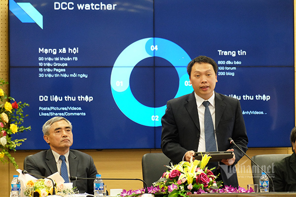Bảo vệ bản quyền nội dung số bằng công nghệ Make in Vietnam