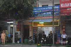 Bắt giám đốc công ty liên quan vụ bảo kê xe khách ở Thái Bình