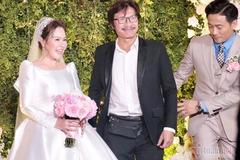 Dàn sao Việt đến mừng cưới Quý Bình và vợ doanh nhân