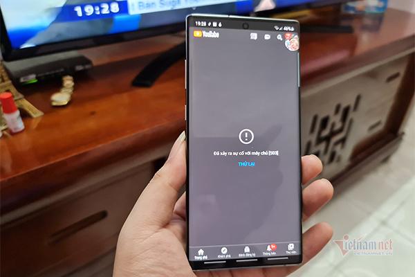 Google gặp sự cố: Người dùng Việt Nam không thể gửi mail, xem YouTube