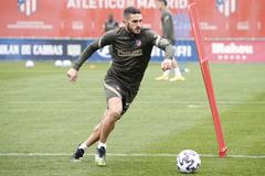 "Koke: ""Atletico sẽ loại Chelsea như từng hạ Liverpool"""