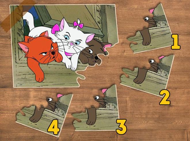 10 câu đố chỉ có người tinh mắt mới có thể vượt qua