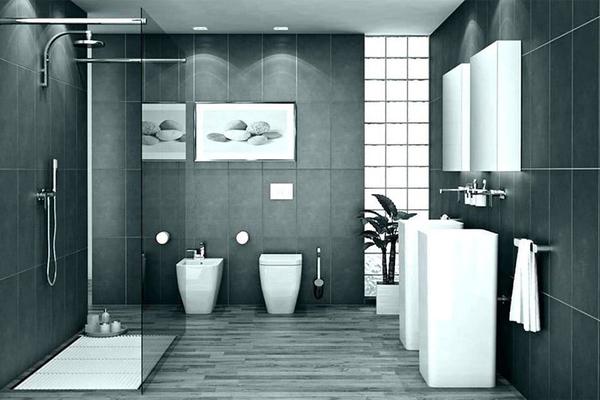 Những sai lầm khi bài trí phòng vệ sinh dễ 'cuốn trôi' tiền tài
