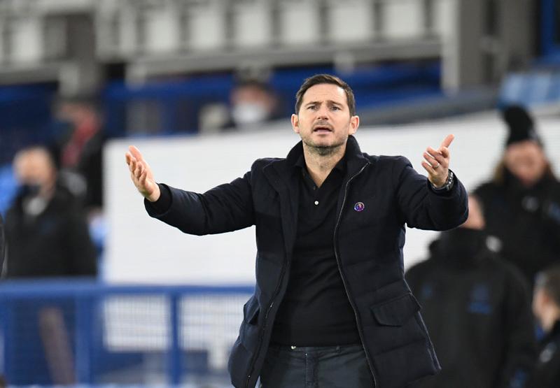 Lampard bấn loạn khi Chelsea đụng Atletico Madrid