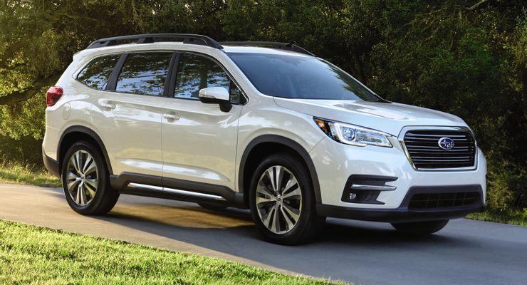 10 chiếc SUV an toàn nhất 2021