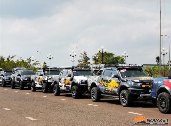 Nova4x4.vn - cửa hàng cung cấp phụ kiện độ xe ô tô