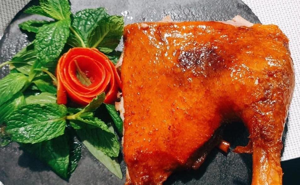 Bí quyết làm món vịt khìa nước dừa ngọt béo