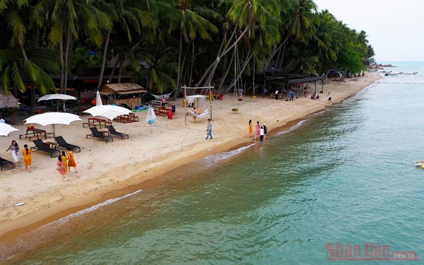 Kien Giang,potential for sea and island tourism