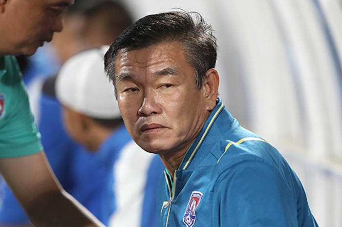 HLV Phan Thanh Hùng dẫn dắt Bình Dương