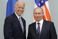 Ông Putin chúc mừng Tổng thống đắc cử Mỹ Joe Biden