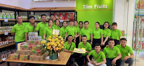 Tôm Fruits - địa chỉ trái cây, thực phẩm nhập khẩu ở miền Bắc