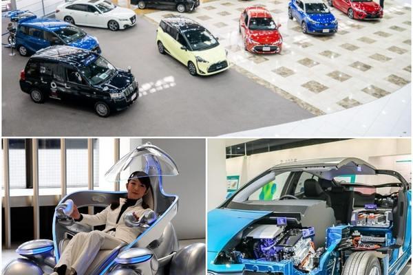 Khám phá những thành phố chế tạo ô tô tuyệt nhất thế giới