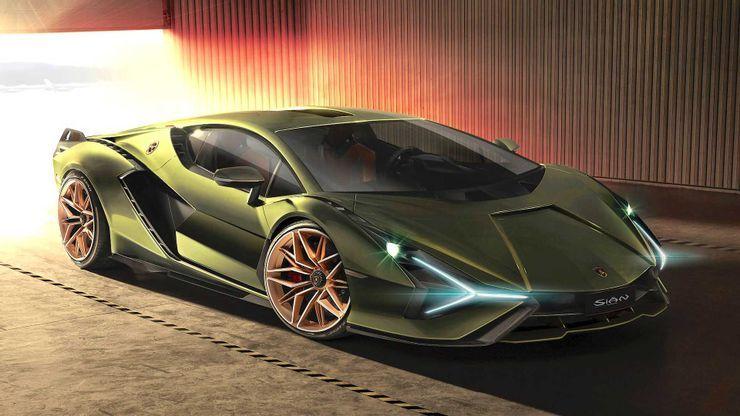 Bốn mẫu siêu xe được mong đợi năm 2021