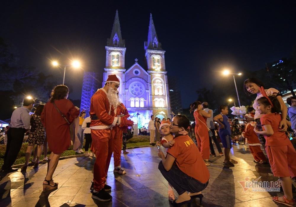 Những điểm vui chơi Noel thú vị ở TP.HCM