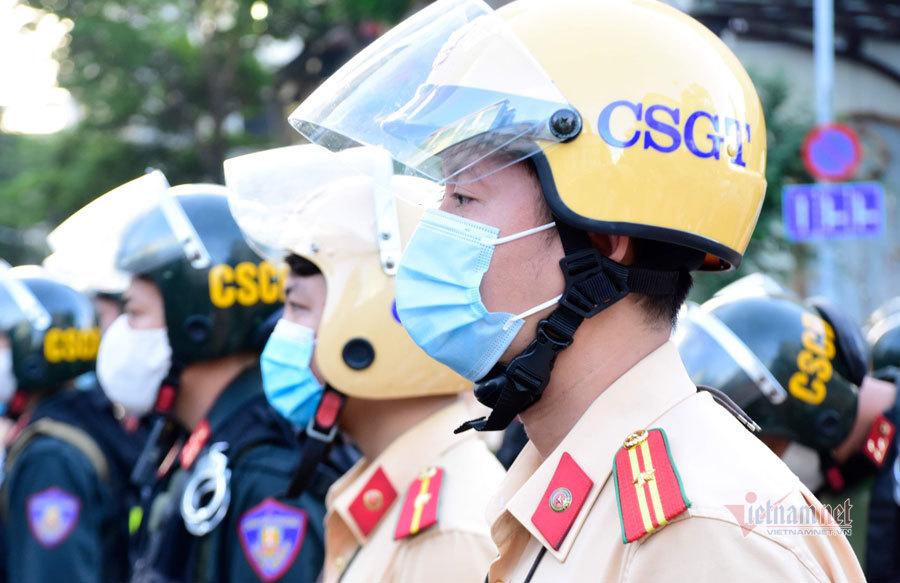 Phó chủ tịch TP.HCM: 'Ở đâu tội phạm lộng hành, lãnh đạo nơi đó chịu trách nhiệm'