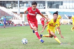 Viettel, SLNA dắt tay nhau vào bán kết U21 quốc gia