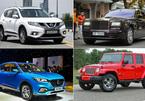 Những hãng xe ô tô đổi nhà phân phối chóng vánh tại Việt Nam