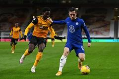 Xem video bàn thắng Wolverhampton 2-1 Chelsea