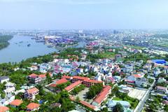 Phát triển các đô thị trung tâm - ĐBSCL tìm cách chung sống với biến đổi khí hậu