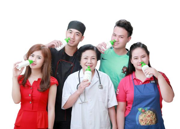 Bảo vệ sức khỏe đường hô hấp với bình rửa mũi Dr.Green