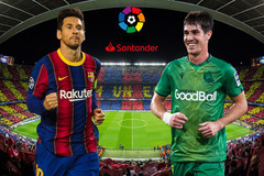 Nhận định Barca vs Sociedad: Gọi tên Messi