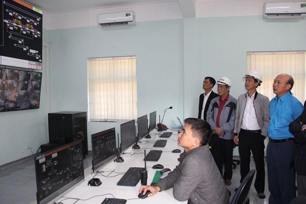 Dự án Nhà máy tuyển than Khe Chàm nỗ lực thi công đúng tiến độ